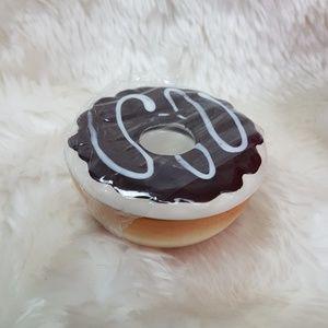 Other - New! Chocolate Donut Jewelry Trinket Tray